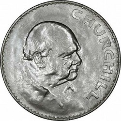 churchill coin