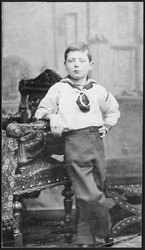 winston churchill as a child